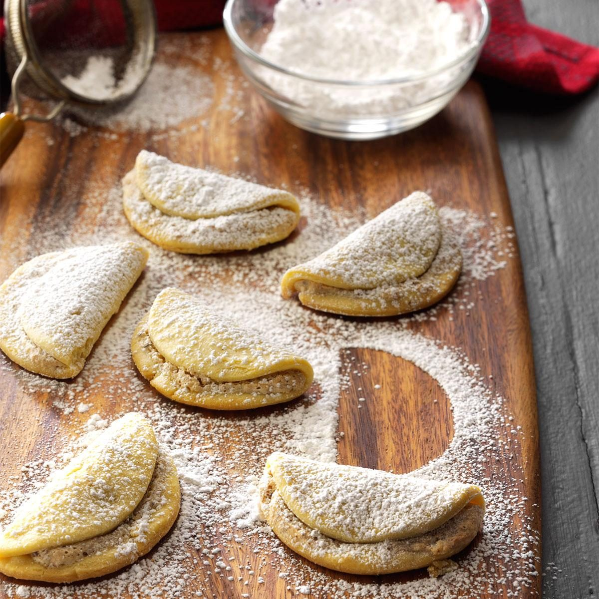 Austrian Walnut Cookies