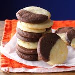 Chocolate Orange Rounds