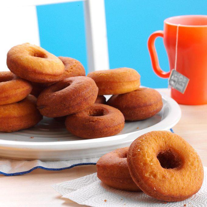 Blue-Ribbon Doughnuts