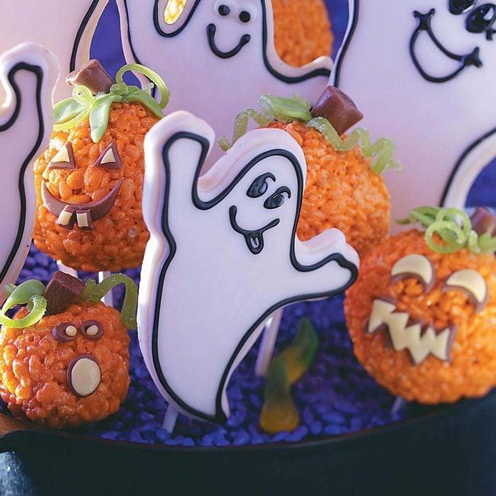 Boo! Cookies