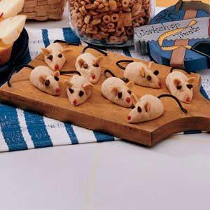 Mice Cookies