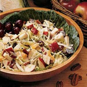 Cabbage Fruit Salad