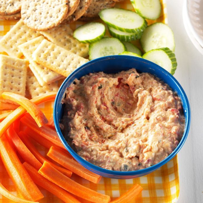 Roasted Vegetable Dip