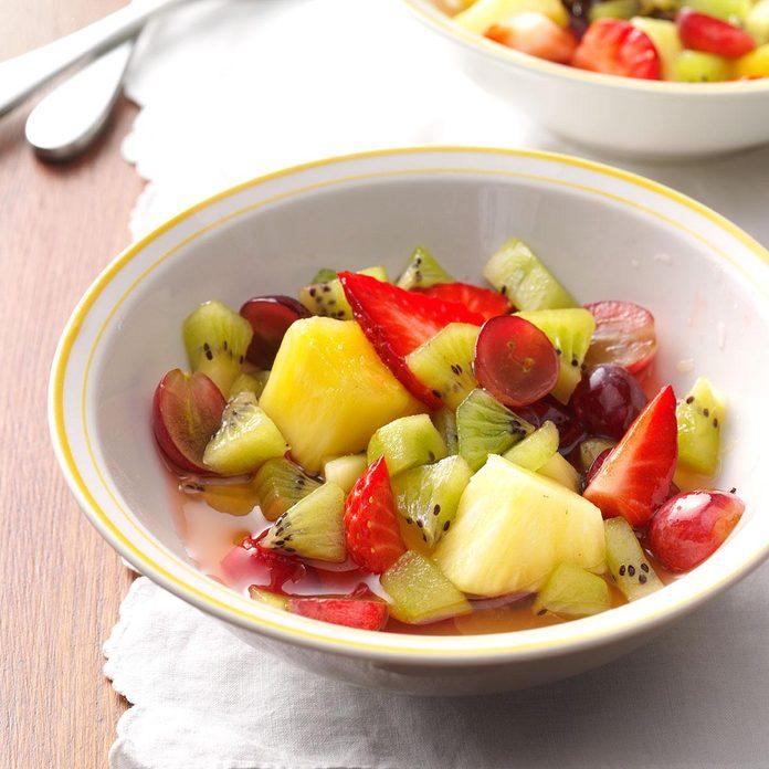 Tequila-Lime Fruit Salad