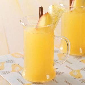 Delightful Apple-Pineapple Drink