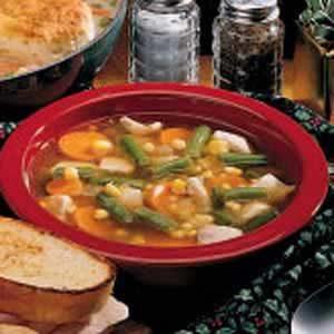 Basic Turkey Soup