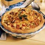 Savory-Crust Chicken Pie