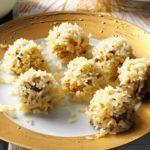 Pork & Rice Meatballs