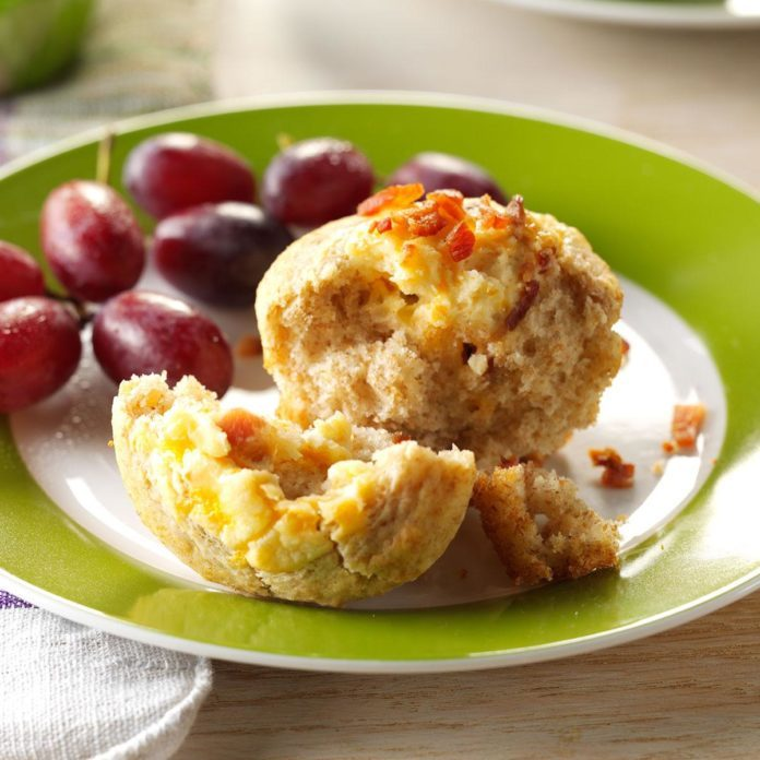 Breakfast in a Muffin