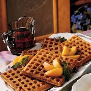 Buttermilk Waffles