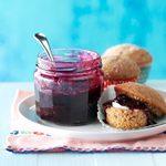 Easy Lemon-Blueberry Jam