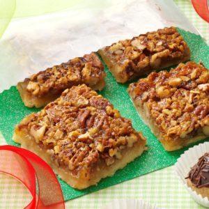 Favorite Pecan Pie Bars