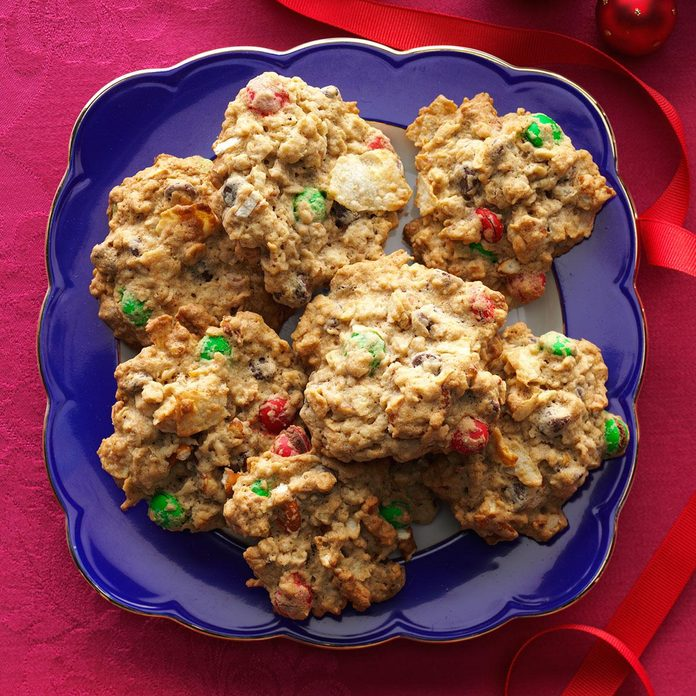 Snow Day Cookies