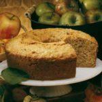 Old-Fashioned Apple Walnut Cake