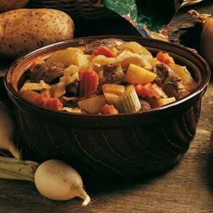Beef Cabbage Stew