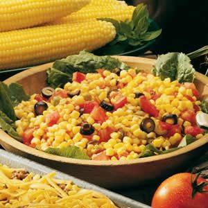 Fiesta Mexican Corn Salad