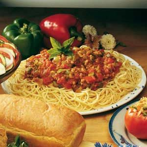 Italian Garden Sauce