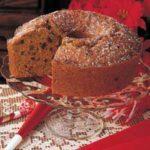 Pumpkin Raisin Cake