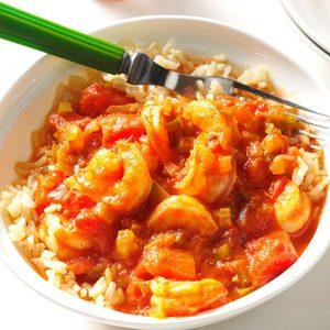 Quick & Easy New Orleans Shrimp