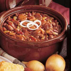 Campfire Beans
