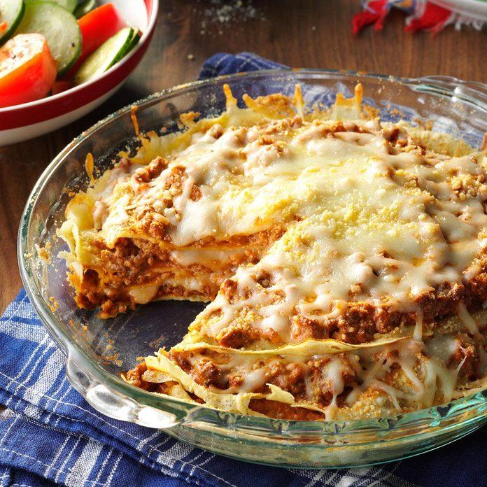 Pancake Lasagna