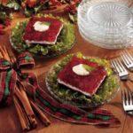 Ruby Red Raspberry Salad