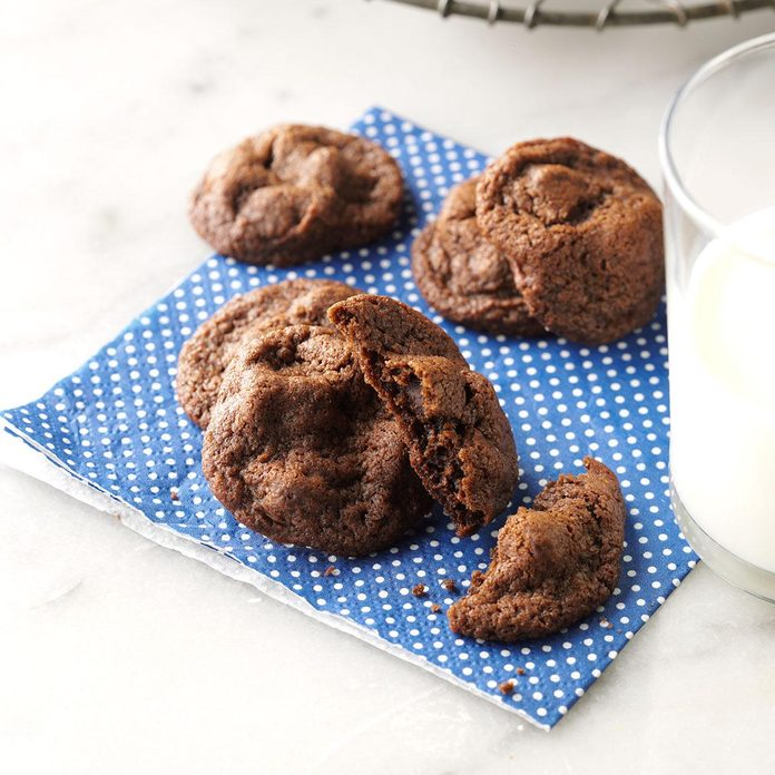 Inspired By: Double Chocolate Chip Cookies