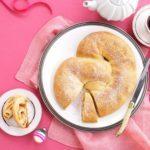 Russian Krendl Bread