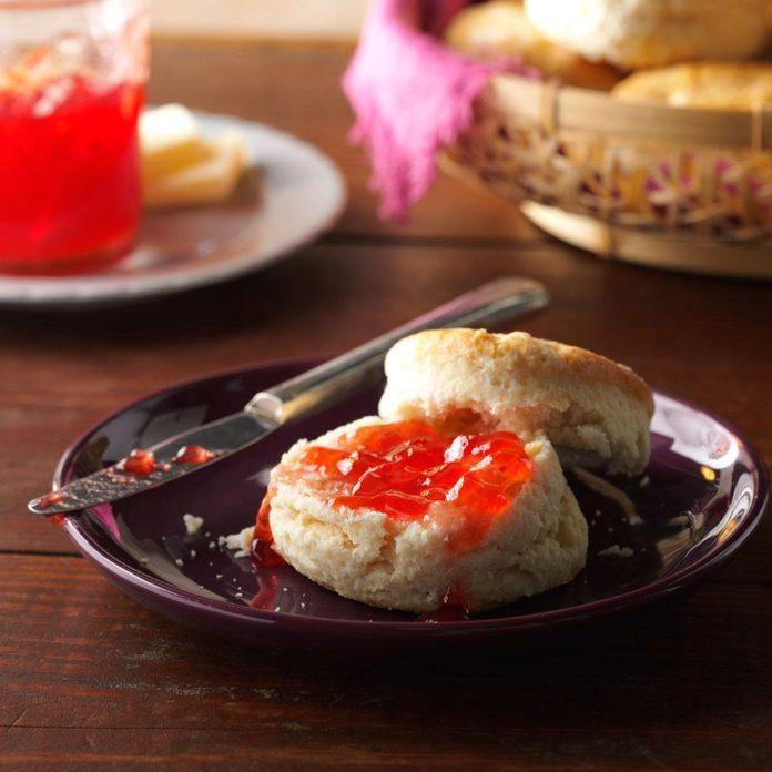 Buttermilk Angel Biscuits