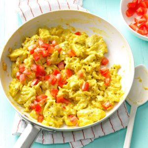Curry Scramble