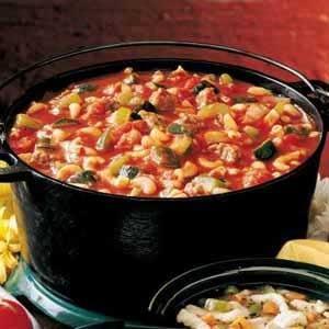 Spicy Zucchini Soup