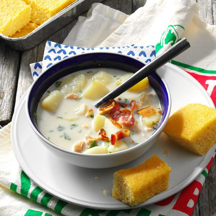 Potato Clam Chowder