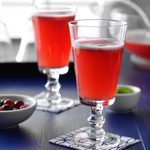 Christmas Cranberry Punch