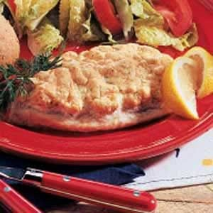 Golden Baked Whitefish