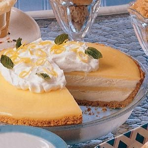 Frosty Lemon Pie