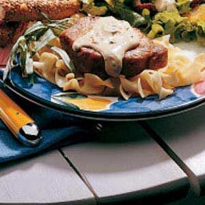 Pork in Mustard Sauce