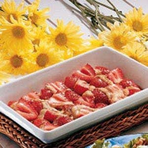 Strawberry Broil