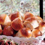 Oatmeal Yeast Rolls