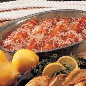 Italian-Style Walleye
