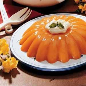 Apricot Aspic