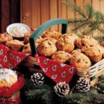 Special Cranberry Nut Muffins
