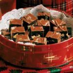 Microwave Mint Fudge