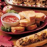 Ham 'n' Cheese Melts