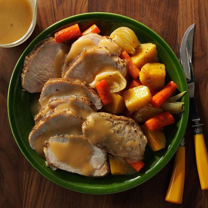 44: Sunday Pot Roast