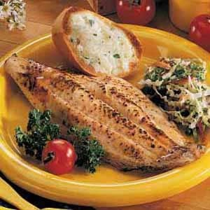 Marinated Catfish Fillets