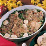 Pork Chop Potato Bake
