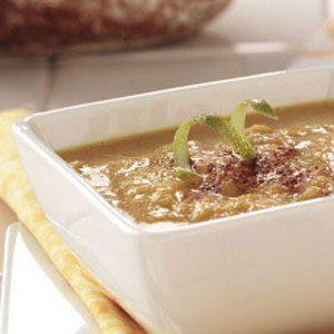 Harvest Squash Soup