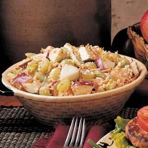 Summer Apple Salad