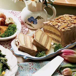 No-Bake Chocolate Torte