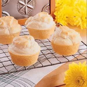 Fluffy Biscuit Muffins